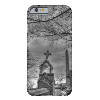 eerie graveyard barely there iPhone 6 case