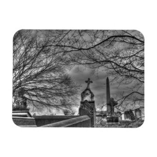 eerie graveyard flexible magnets