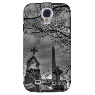 eerie graveyard galaxy s4 case