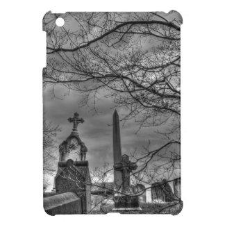 eerie graveyard iPad mini cover