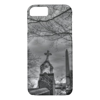 eerie graveyard iPhone 8/7 case