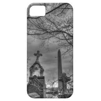 eerie graveyard iPhone SE/5/5s case