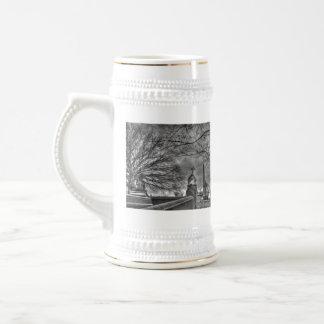 eerie graveyard coffee mugs