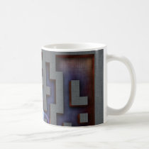 ball, maze, labyrinth, puzzle, complex, geometry, contemporary, design, lines, texture, abstract, wayout, getout, houk, digital art, digital, graphic, special, eerie, unique, background, structure, mystery, mystical, glow, power, modern, mug, mugs, cool mugs, fractals, geometric, Mug with custom graphic design