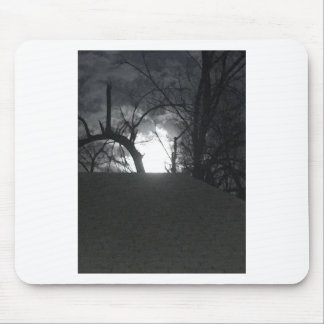 Eerie Morning Mouse Pad