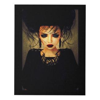Eerie Patrician - Digital/ Virtual Art Panel Wall Art