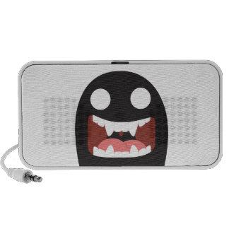 Eerie Sea Monster Portable Speaker