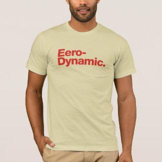 Eero-Dynamic. / Men's American Apparel Tee / Pink