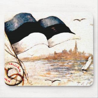 Eesti Lipp/Estonian Flag Mouse Pad