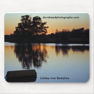 eet1 17510 152, río Berkshire, davidr del jubileo… Alfombrillas De Raton