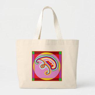 EEYAWA - Karuna Reiki by Navin Joshi Large Tote Bag