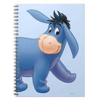 Eeyore 12 notebook