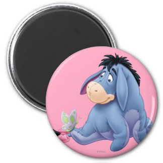 Eeyore 13 2 inch round magnet