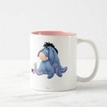 Eeyore 13 Two-Tone coffee mug