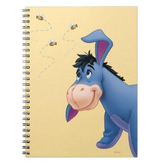 Eeyore 2 cuaderno