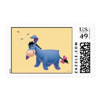 Eeyore 2 timbres postales