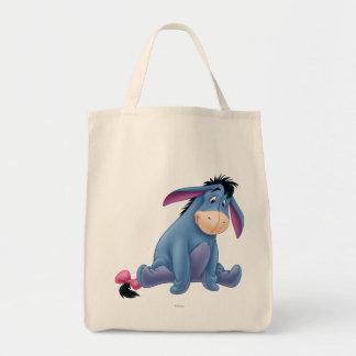 Eeyore 4 bolsa tela para la compra