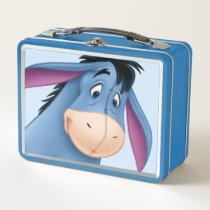 Eeyore 4 metal lunch box