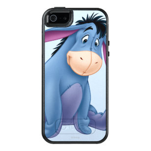 low priced 67f41 7923d Winnie The Pooh Eeyore iPhone SE/5/5s Cases | Zazzle