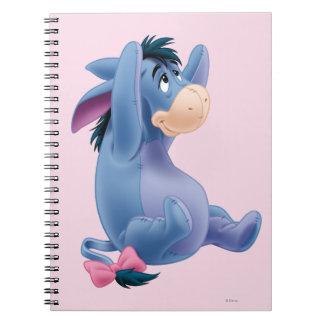 Eeyore 5 cuaderno