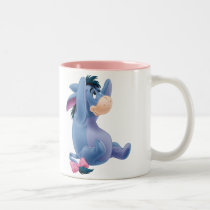 Eeyore 5 Two-Tone coffee mug