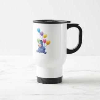 Eeyore 7 15 oz stainless steel travel mug