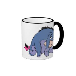 Eeyore está triste tazas de café