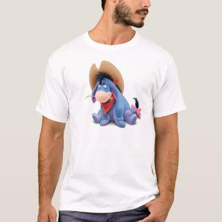 Eeyore in Cowboy Costume T-Shirt