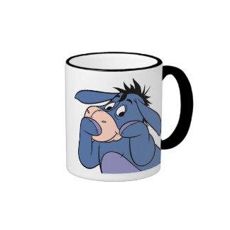 Eeyore Smiling Ringer Mug