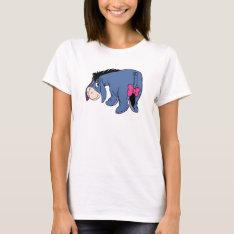 Eeyore T-Shirt at Zazzle