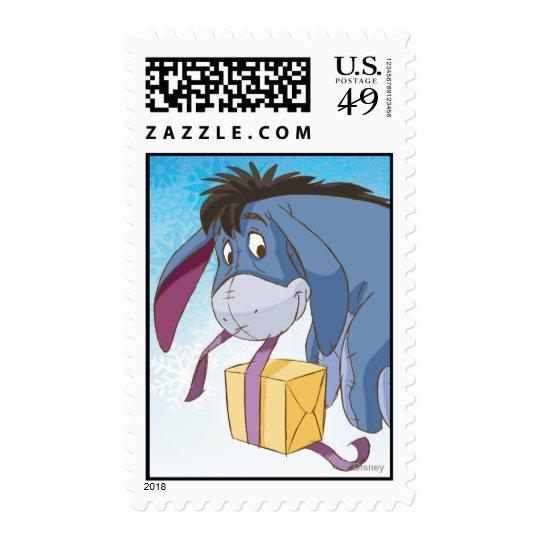 Eeyore Wrapping Gift Postage