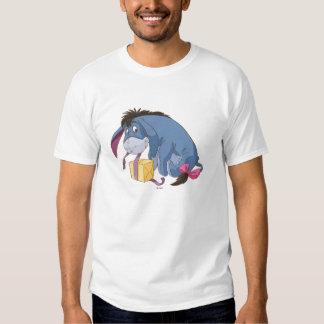 Eeyore Wrapping Gift Tee Shirt