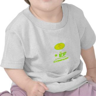 EF - Envirnomentally Company1 amistoso Camiseta