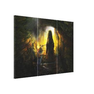 Ef Li Touh - Canvas