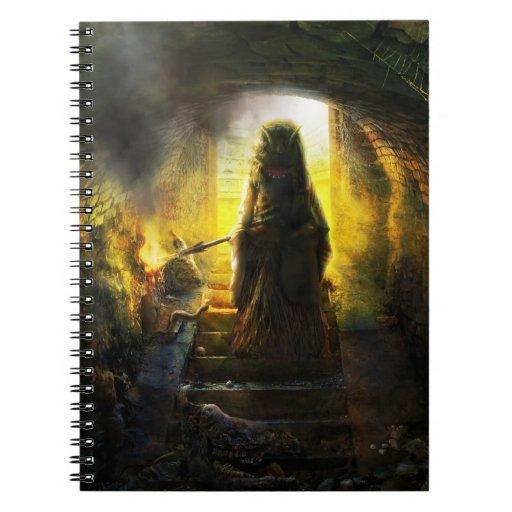 Ef Li Touh  - Notebook