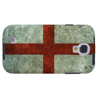 Efecto de acero envejecido bandera inglesa