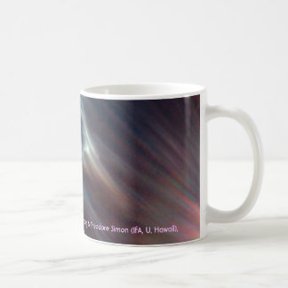 Efecto de la luz de las estrellas del cúmulo de taza clásica