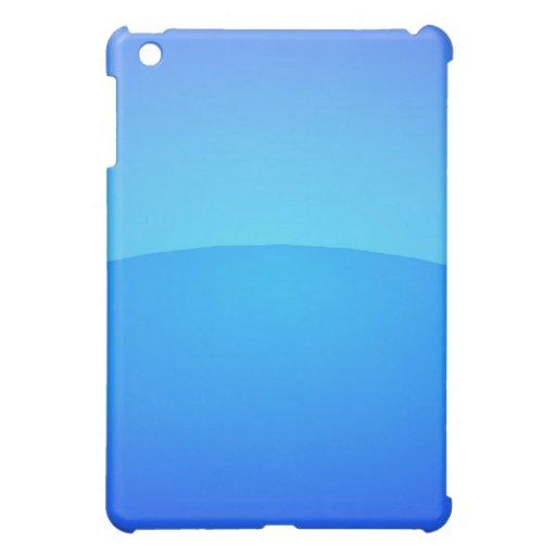 Efecto de pantalla azul plástico