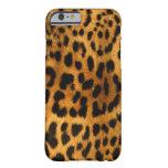 efecto de piel fresco del leopardo