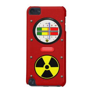 Efecto del contador de Geiger de la radiación sobr
