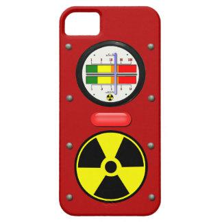 Efecto del contador de Geiger de la radiación sobr iPhone 5 Carcasas