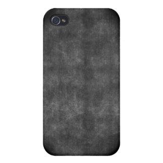 Efecto del metal iPhone 4 carcasas
