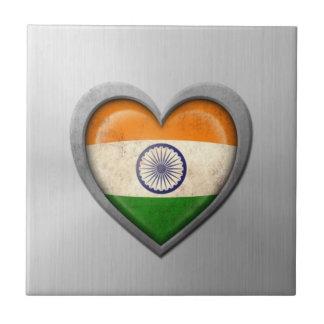 Efecto indio del acero inoxidable de la bandera de tejas  ceramicas