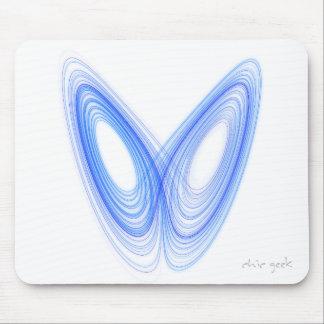 Efecto mariposa -- friki elegante alfombrillas de raton