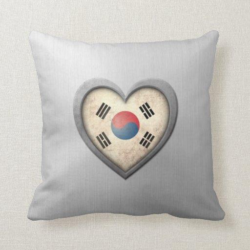 Efecto surcoreano del acero inoxidable de la bande cojin