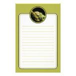 Efectos de escritorio alineados iguana noble papeleria de diseño