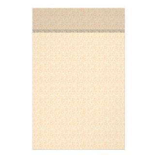 Efectos de escritorio apenados elegantes del papeleria de diseño