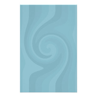 Efectos de escritorio azules bonitos del remolino  papeleria de diseño
