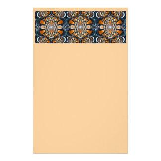 Efectos de escritorio de cobre de la joyería papeleria