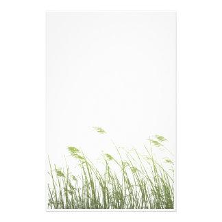 Efectos de escritorio de la hierba del pantano papelería